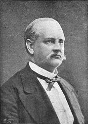 Gustaw Hartingh, pierwszy właściciel Snowia z rodu Hartinghów