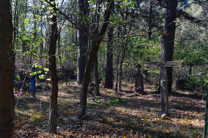 Cmentarz w Łyskowie