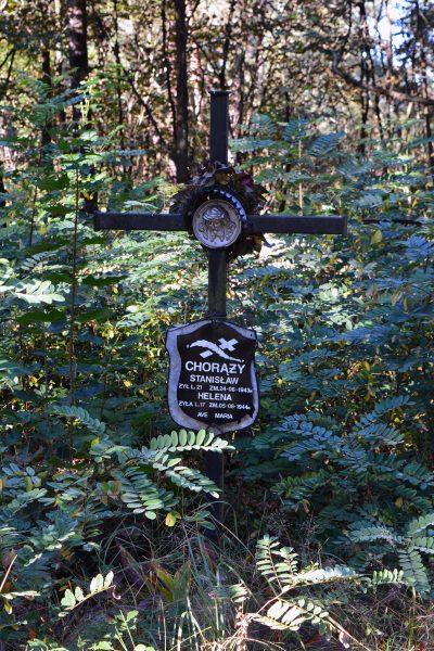 Cmentarz w Domaczewo