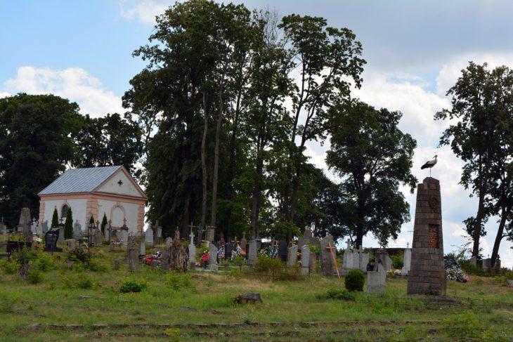 Cmentarz w Prużanie