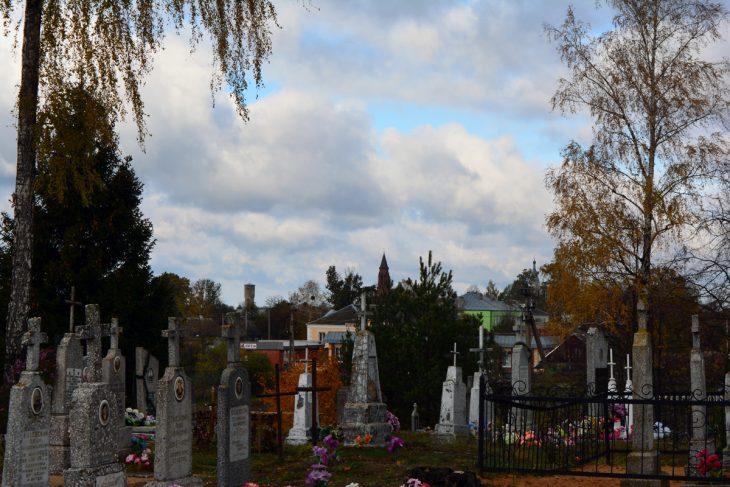 Cmentarz w Łohiszynie