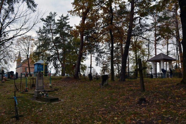 Cmentarz w Osowej (rej. Stoliński)