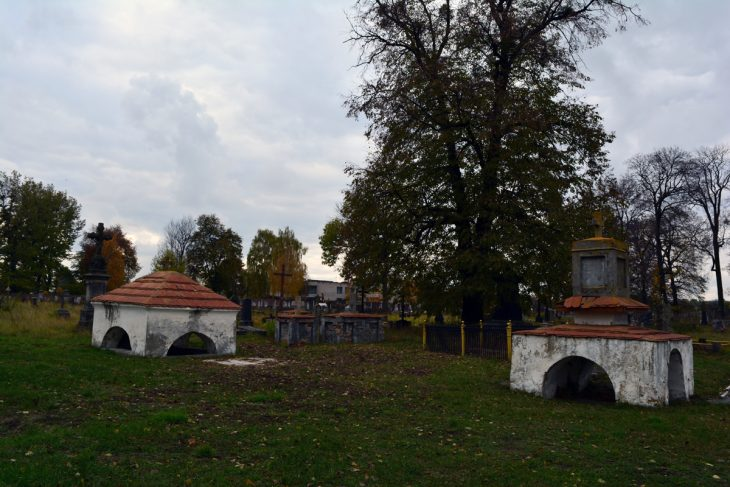 Cmentarz w Pińsku