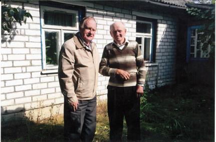 Krzysztof Kozłowski 9od leej) i Michał Korniej