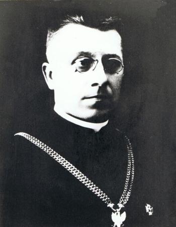 Ksiądz Fabian Szczerbicki