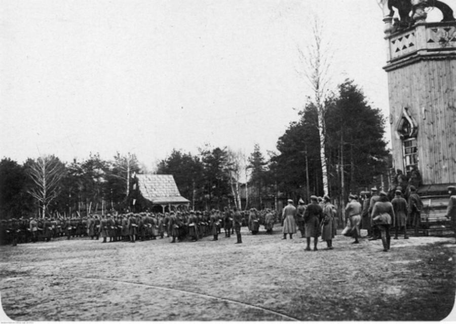 Polscy Legioniści w Baranowiczach