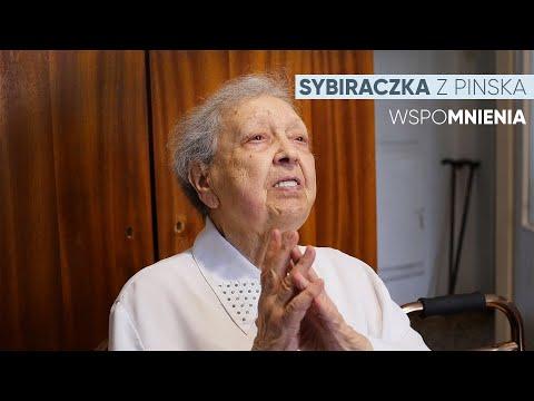 Janina Szestakowska – Sybiraczka z Pińska