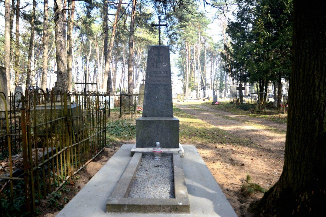 Kolejny odnowiony pomnik  w obwodzie brzeskim