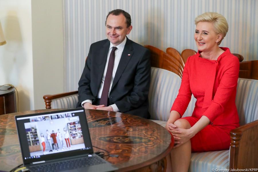 Zakończenie roku szkolnego w polskich szkołach na Białorusi