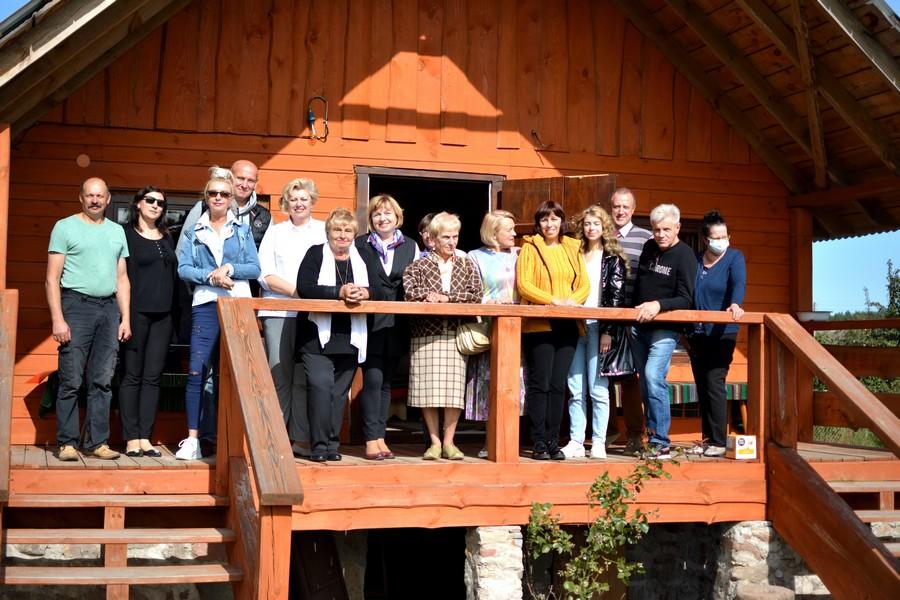 Szkolenie  Liderów obwodu brzeskiego w Peliszczach
