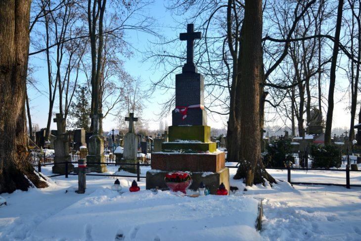 Pomnik Jana Mitraszewskiego