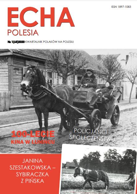 Echa Polesia 1/2020