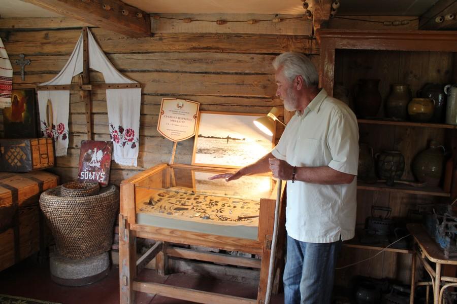 Weniamin Byczkowski i jego muzeum w Bobrowiczach